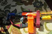 Rifle de asalto de Nerf - NEC-18