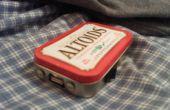 Usb cargador de 9v simples en una lata Altoids
