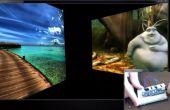 Arduino y sala Virtual con MARG MPU-9150