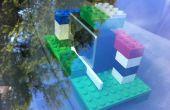 La plataforma de Time-lapse de GoPro para dashboard (Lego)