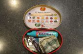 Bolsillo de tamaño (Kit de necesidades cotidianas)