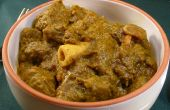 Cabra al curry Caribe