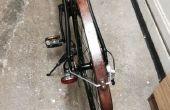Guardabarros de bicicleta de madera baratos