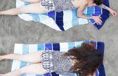Ponderado de playa toalla Mod