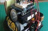 MJRoBot I - sencillos pasos para construir un robot autónomo.