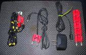 (14) potencia cables para pequeños electrodomésticos solares