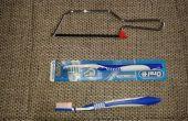 FrankenToothbrush: Rebanada y dados Electro Dental higiene