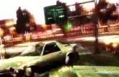 """Vehículo """"patinando"""" en GTA IV"""