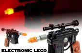 LEGO electrónica DL-44 Blaster (luz y sonido)