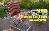 REMIX - sillas de carro de compras son Awesome!