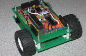 Plataforma de desarrollo de DIY Low Cost móvil de Arduino