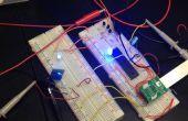 Fabricación de sistema de detección de color RGB con LED