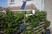 Estación meteorológica basada en frambuesa Pi