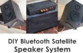 Sistema de altavoces DIY satélite Bluetooth con Subwoofer
