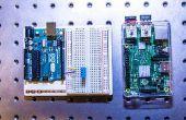 Estación meteorológica con SAMIIO, Arduino y frambuesa Pi