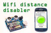 Android Wifi disabler con Arduino Sensor de distancia