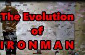 Evolución de Iron Man