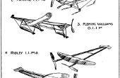 Construcción de aviones de modelo