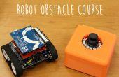 Obstáculos del Robot Qtechknow