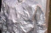 Simple Han Solo congelado en carbonita traje