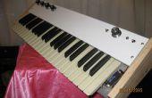 Añadir llaves a un sintetizador de Arduino el camino duro-el Blacklord: el órgano donante proyecto parte 2