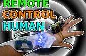 Mundos primera mando a humanos a través de Internet