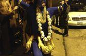 Collar de Kali impreso 3D
