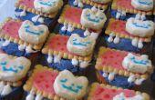 Rainbow Cupcakes de Nyan Cat