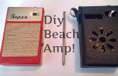 Playa bricolaje Amp! (De la vieja radio de bolsillo)