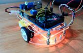 Arduino Bluetooth-Bot con Android y LED