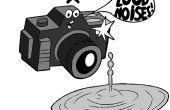 Sonido activado el disparador de la cámara para fotografía de alta velocidad