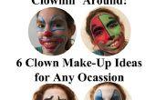 Ideas de maquillaje de payaso 6