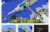 Yate de Minecraft-steve