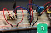 ESP8266-12 blynk temperatura inalámbrico, sensor de humedad DHT 11