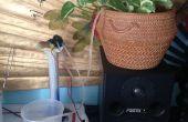 Automáticamente su pequeña planta de interior con Arduino + bomba de agua