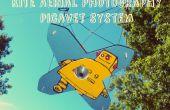 Fotografía aérea Picavet sistema - la cometa divertida, Simple y fácil de construir!