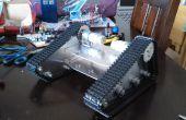 Robo TK-100 tanque Chasis Asamblea