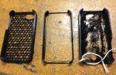 Lecciones aprendidas 3D impresión modificada para requisitos particulares Iphone caso