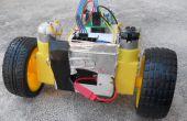 Tope Sensor Robot de Sumo de
