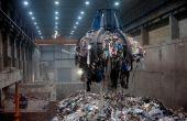 ¿Cómo una energía de trabajo de residuos de la instalación?