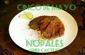 Cinco De Mayo frito Cactus (Nopales)