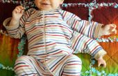 Traje de bebé de feliz Mutant 3-Armed