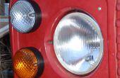 Actualizar las luces exteriores en un defensor de Land Rover a NAS. (Parte 2 de 3)