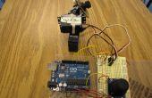 Arduino + 2 Servos + joystick (joystick)
