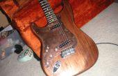 Cómo hacer una guitarra de metal personalizado golpeador!