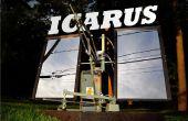 ¿Icarus: Los helióstatos analógico