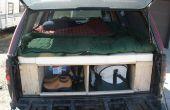 Convertir su carro en un Camper