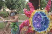 Construir un 8' altura piñata para adultos