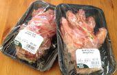 ¿Descomposición carne Hoagie Dip