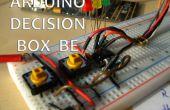 «Arduino» decisión 'Caja' ser (Attiny85)